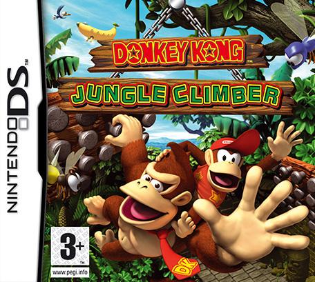 Donkey Kong Jungle Climber Nintendo Ds Games Nintendo