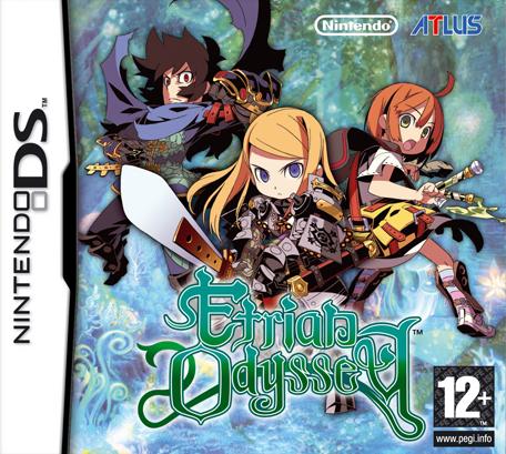 Etrian Odyssey   Nintendo DS   Games   Nintendo