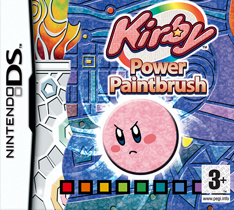 kirby power paintbrush