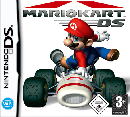mario kart ds nintendo ds juegos nintendo. Black Bedroom Furniture Sets. Home Design Ideas