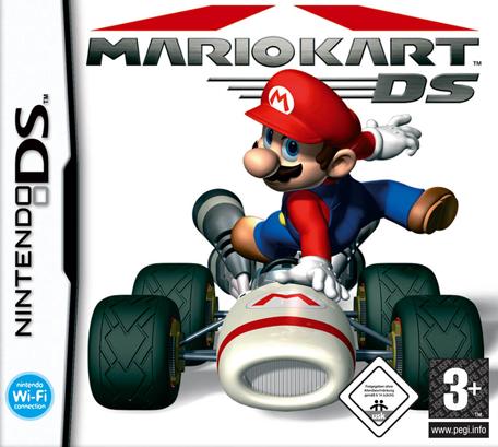 Mario Kart Ds Nintendo Ds Juegos Nintendo