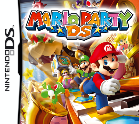 Mario Party Ds Nintendo Ds Juegos Nintendo