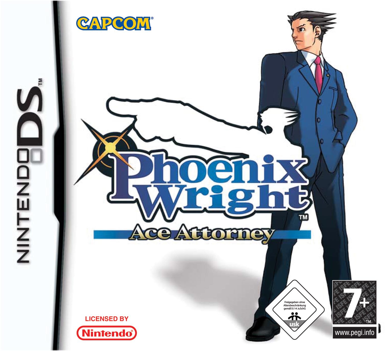 Phoenix Wright Ace Attorney