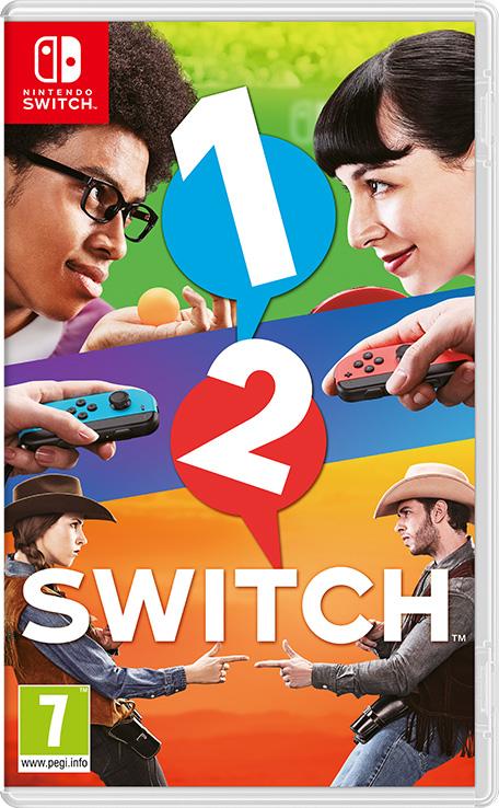 1 2 Switch Nintendo Switch Juegos Nintendo