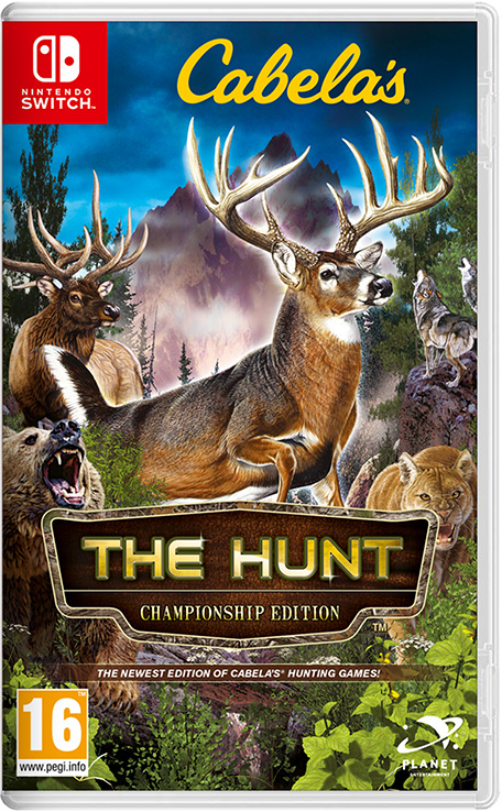 Cabela's: The Hunt - Championship Edition