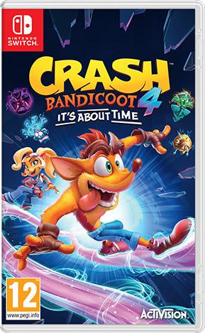Crash Bandicoot & trade; 4: Ya era hora
