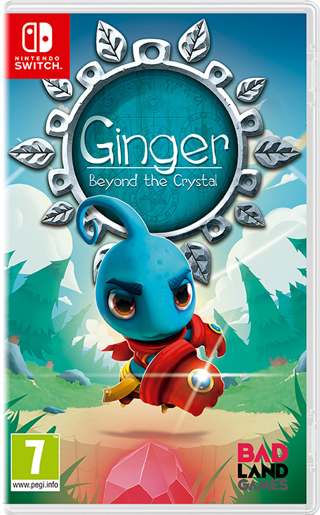 GINGER: BEYOND THE CRYSTAL SWITCH