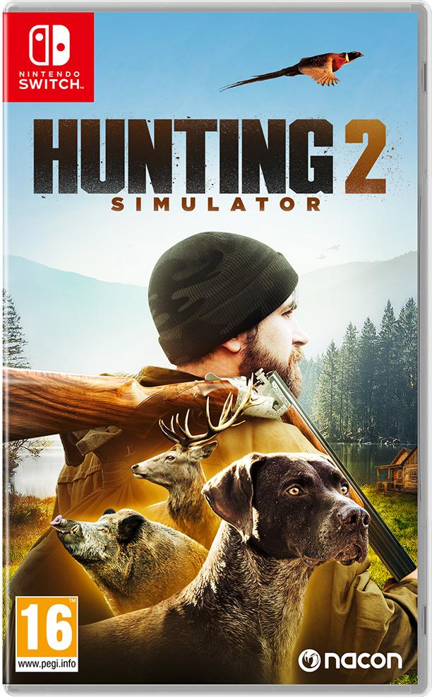 Hunting Simulator 2 Switch NSP XCI