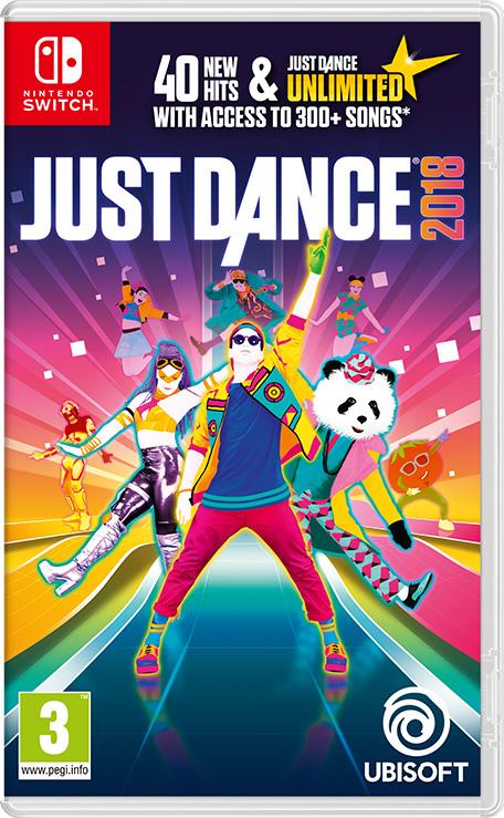 Just Dance 2018 Nintendo Switch Juegos Nintendo