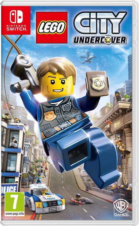 Lego City Undercover Nintendo Switch Juegos Nintendo