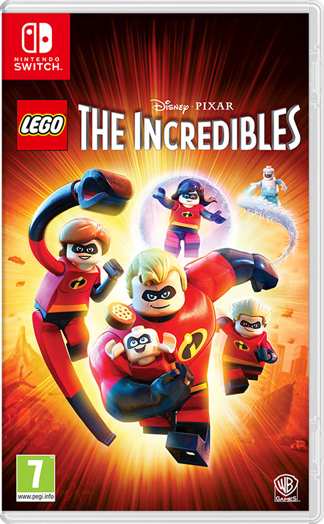 LEGO® The Incredibles ! 73572fdef49ee