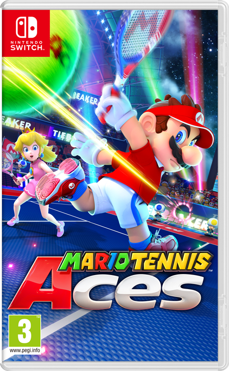Mario Tennis Aces Nintendo Switch Juegos Nintendo