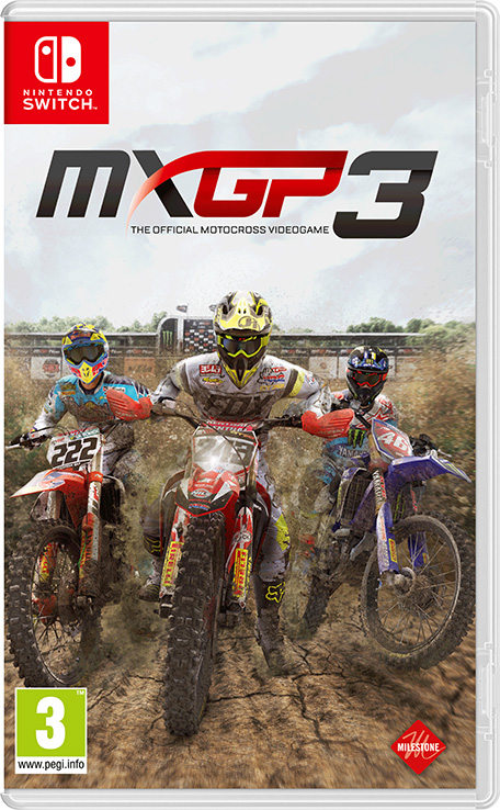 Ps4 Games Rated E : Mxgp the official motocross videogame nintendo switch