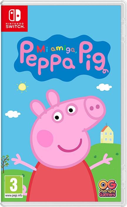 Mi amiga, Peppa Pig