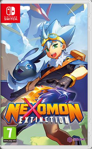 [SWITCH] Nexomon: Extinction + Update v393216 [XCI+NSP] (2020) - EUR Multi ITA