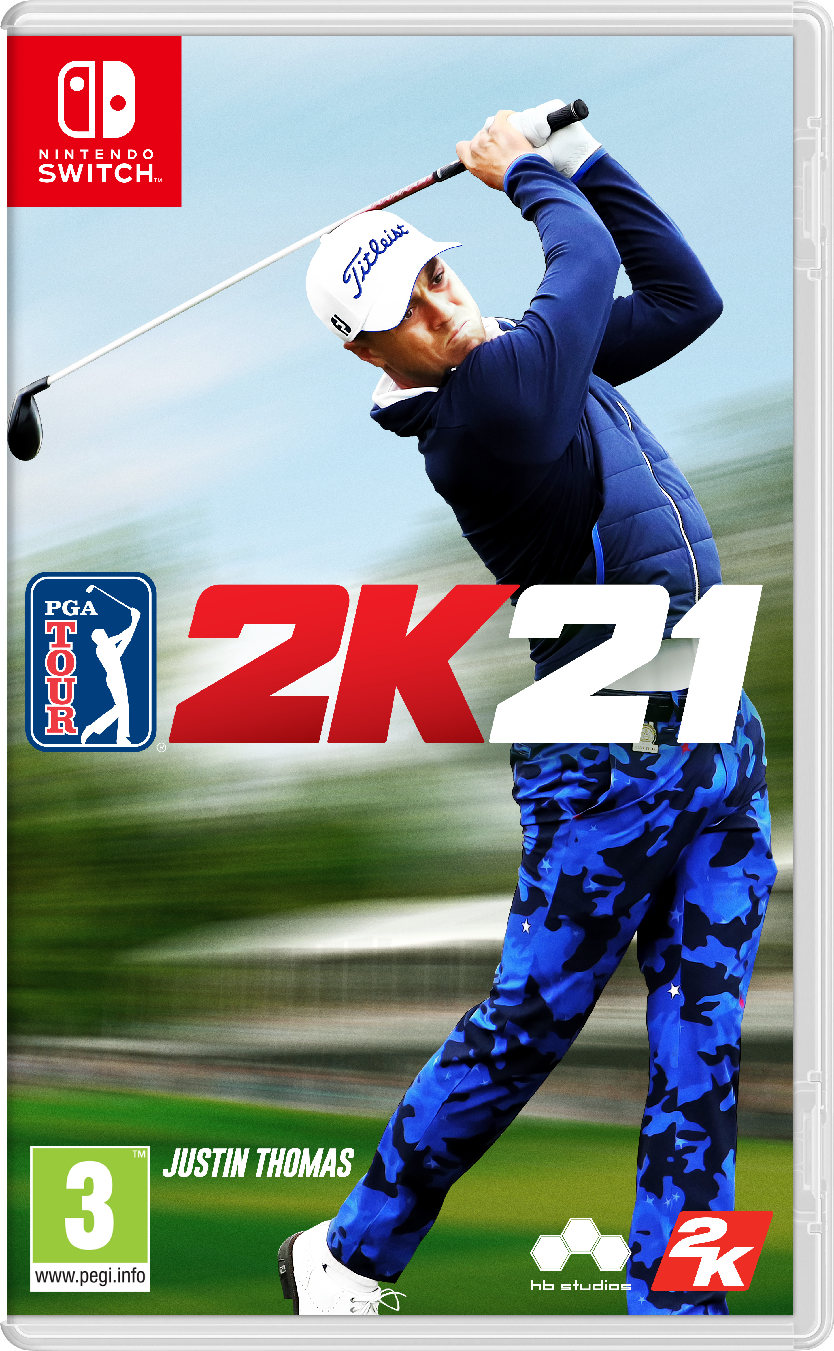 PGA TOUR 2K21 Switch NSP XCI NSZ