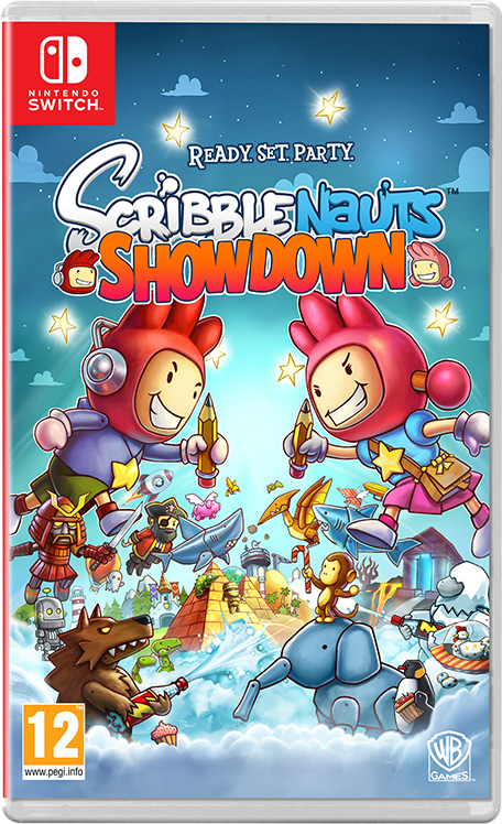 Scribblenauts: Showdown | Nintendo Switch | Games | Nintendo