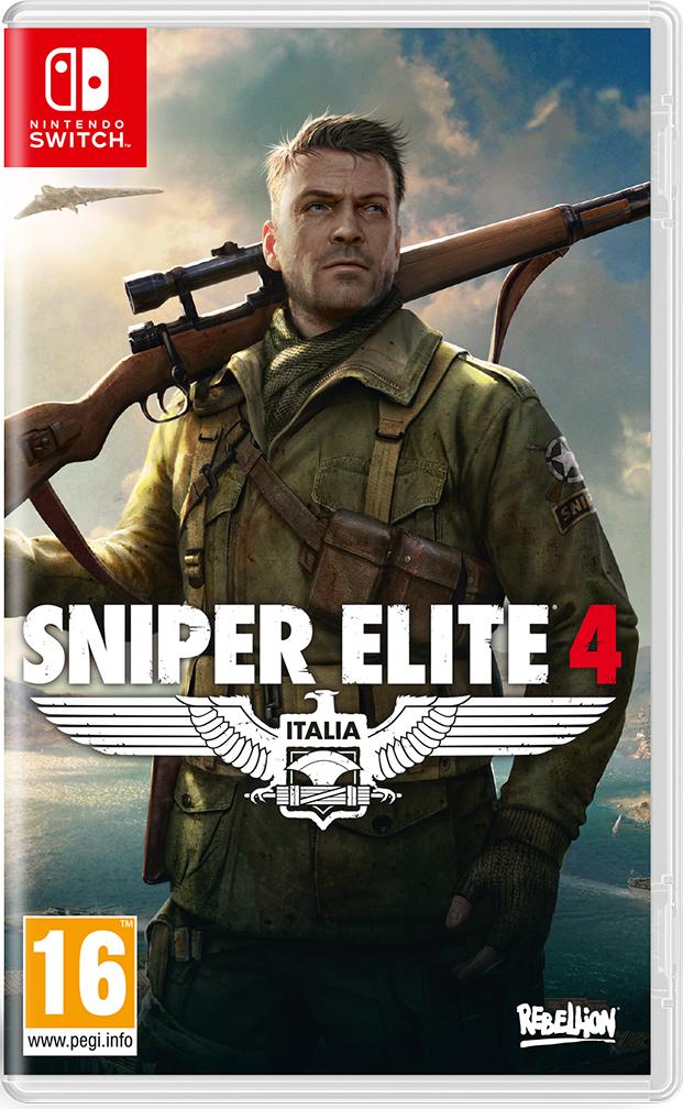 [SWITCH] Sniper Elite 4 + 13 DLC + Update v131072 [XCI+NSP] (2020) - EUR Multi ITA