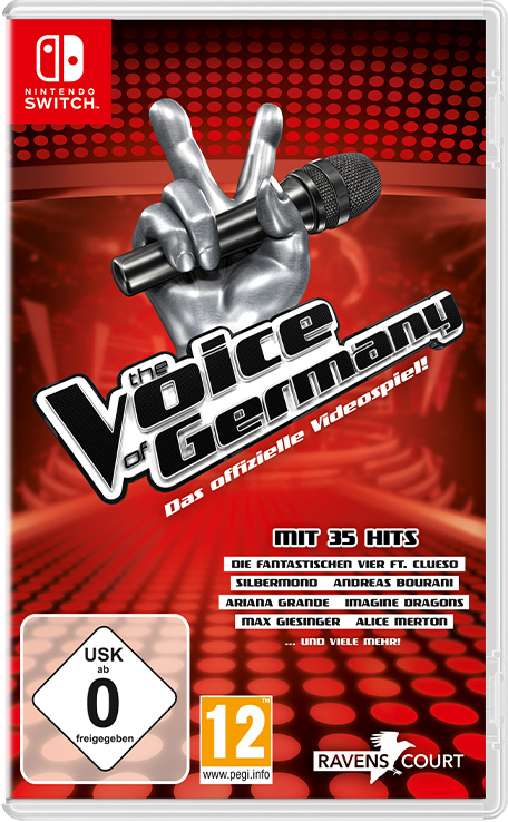 The Voice of Germany - Das offizielle Videospiel!