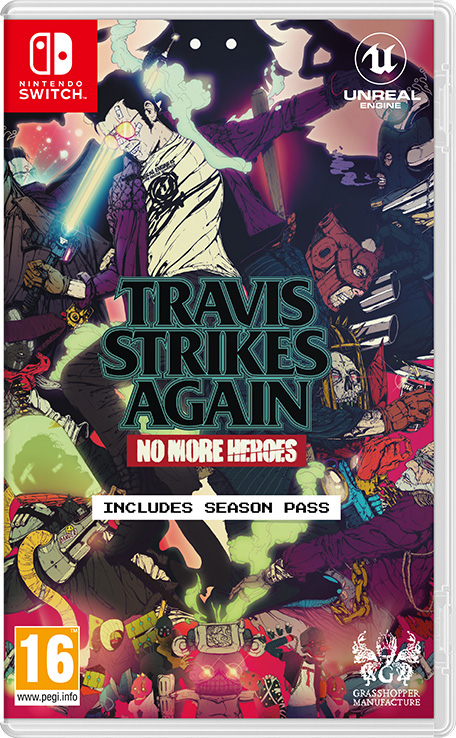 Travis Strikes Again: No More Heroes | Nintendo Switch | Games