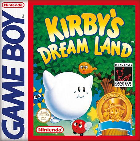 Kirby's Dream L... Kirby Spiele