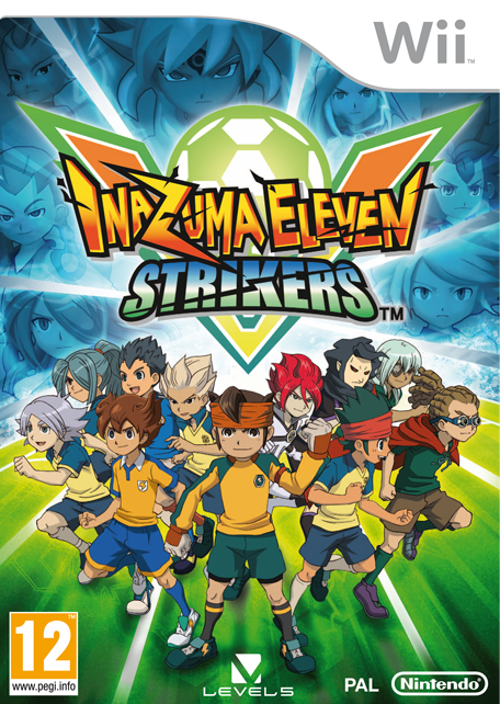 jeux wii inazuma eleven strikers