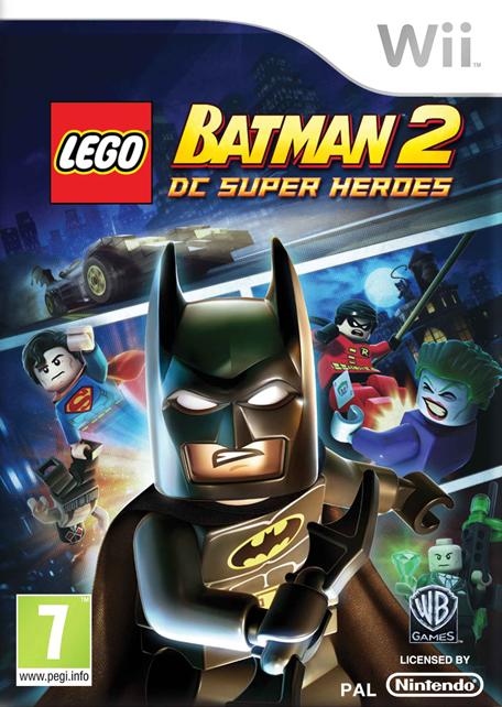 Lego batman 2 dc super heroes wii giochi nintendo - Jeux de lego sur jeux info ...