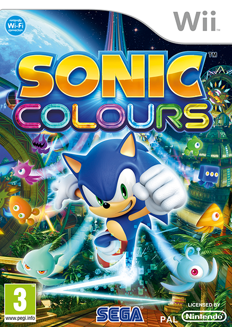 Sonic Colours | Wii | Games | Nintendo