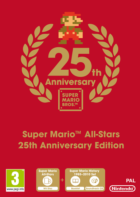 Super Mario All-Stars - 25th Anniversary Edition