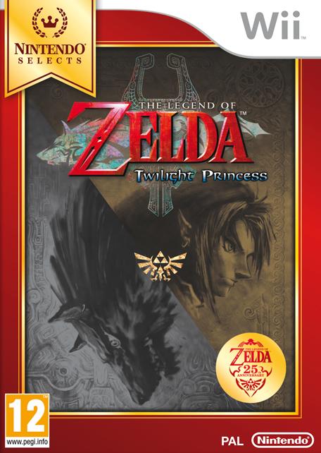 The Legend Of Zelda Twilight Princess Wii Juegos Nintendo