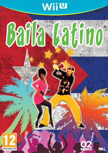 Baila Latino PS4 PC Xbox360 PS3 Wii Nintendo Mac Linux