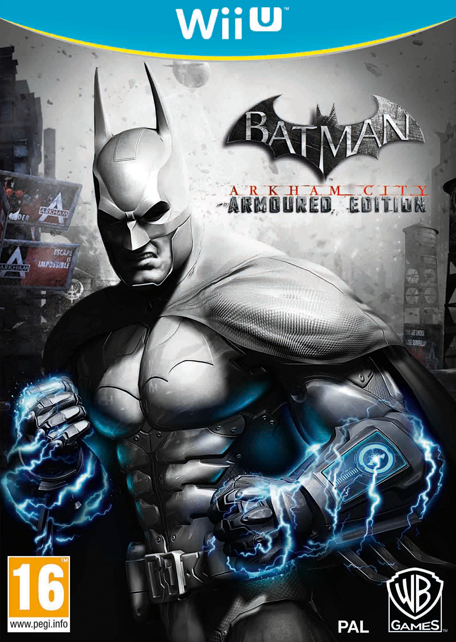 Batman: Arkham City Armoured Edition
