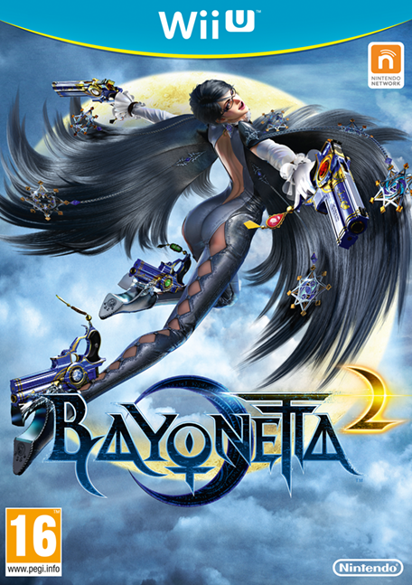 U With Wii Games 2 : Bayonetta wii u games nintendo
