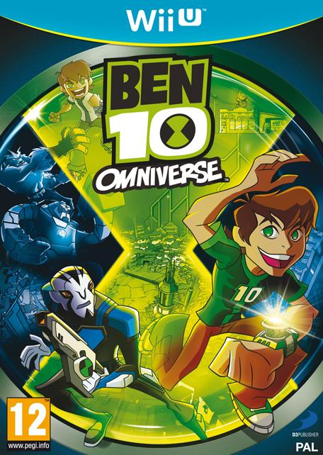 ben 10 omniverse spiele