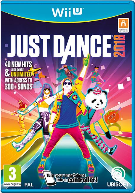 Just Dance 2018 Wii U Juegos Nintendo