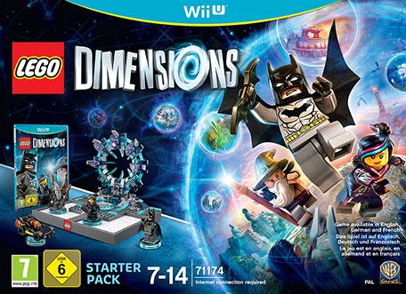 Lego Dimensions Wii U Juegos Nintendo