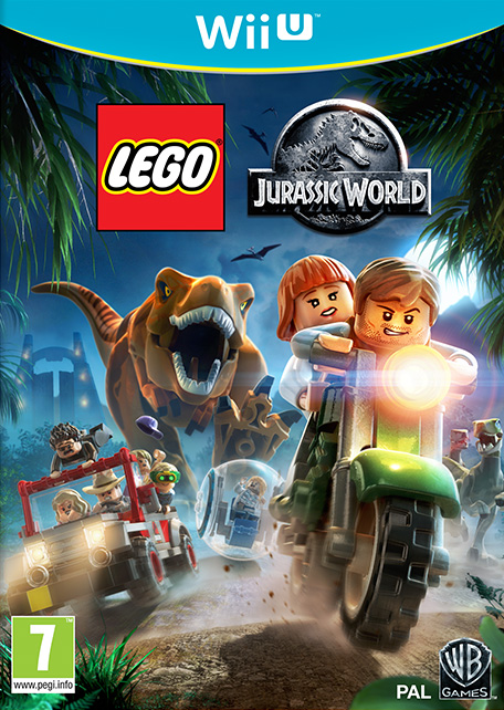 Lego Jurassic World Wii U Juegos Nintendo