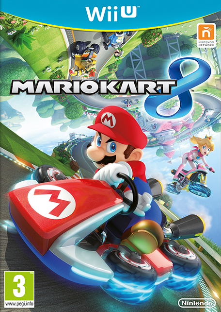 mario kart 8 wii u games nintendo. Black Bedroom Furniture Sets. Home Design Ideas