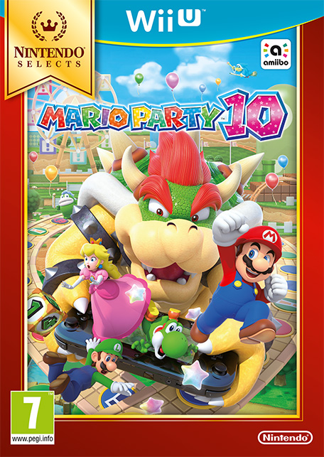 Mario Party 10 Wii U Juegos Nintendo