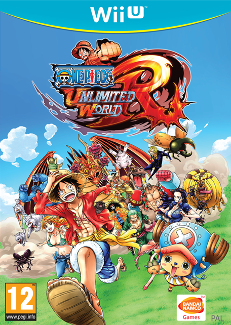 One Piece Unlimited World Red Wii U Juegos Nintendo
