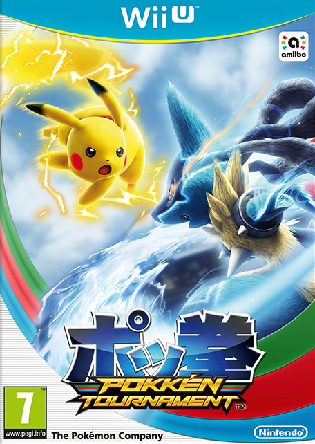 Pokken Tournament Wii U Juegos Nintendo