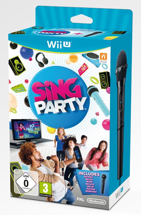 SiNG PARTY | Wii U | Games | Nintendo