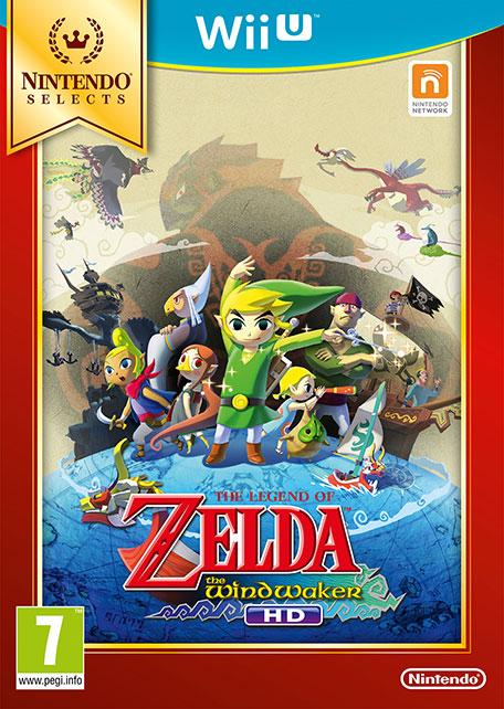 The Legend Of Zelda The Wind Waker Hd Wii U Juegos Nintendo