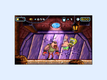 Bob Esponja La Pelicula Game Boy Advance Juegos Nintendo