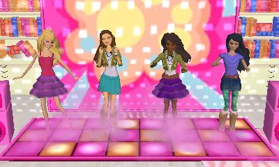 Barbie Dreamhouse Party Nintendo 3ds Juegos Nintendo