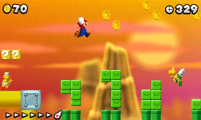 New Super Mario Bros  2 | Nintendo 3DS | Games | Nintendo