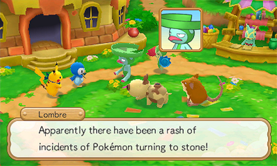 Pokemon mystery dungeon red rescue team rom download zip