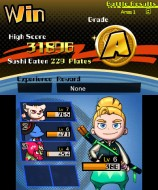 Screenshot_3DS_SushiStrikerTheWayofSushido_LevelUp_Fight