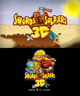 3DSDownloadSoftware_SwordsAndSoldiers3D_01