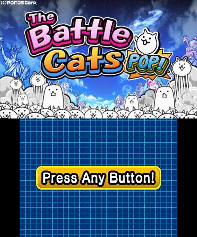 The Battle Cats POP! | Nintendo 3DS download software